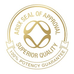 ARIIX Seal of Approval for Superior Quality