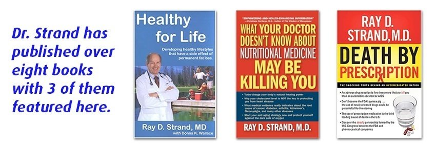 Dr. Strands Published Books