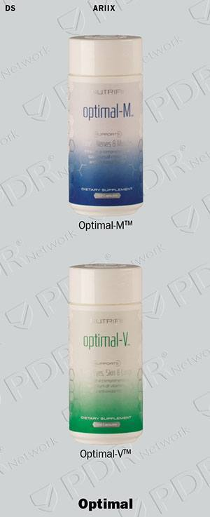 Optimals Featured in the PDR