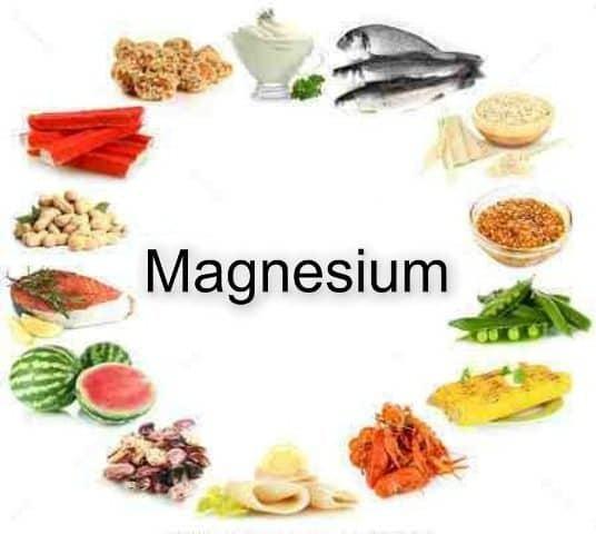 magnesium and calcium