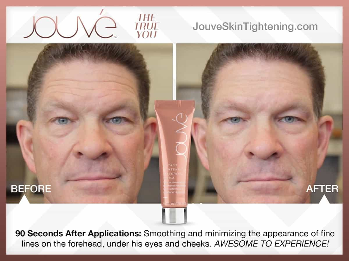 Jouvé Instant Tightening and Restoring Serum