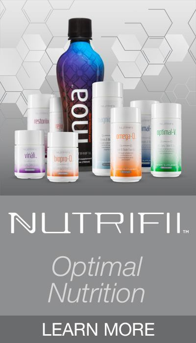 Nutrifii Optimal Nutrition