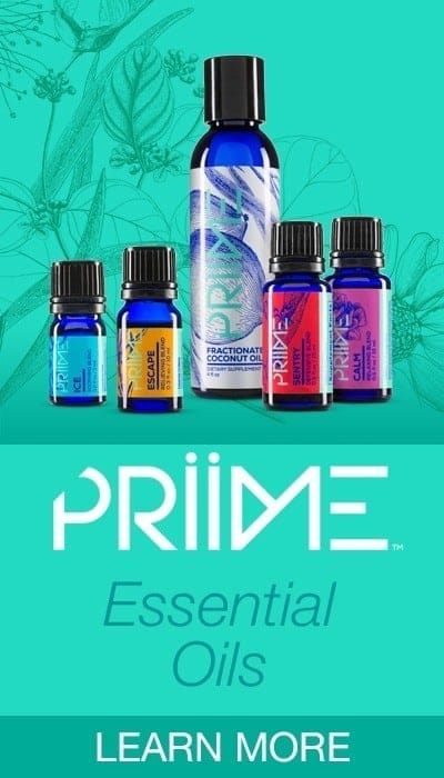 Priime Essential Oils