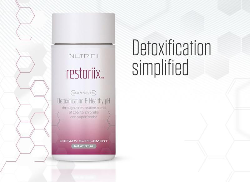 Restoriix: The Healthy and Simple Detoxifcation
