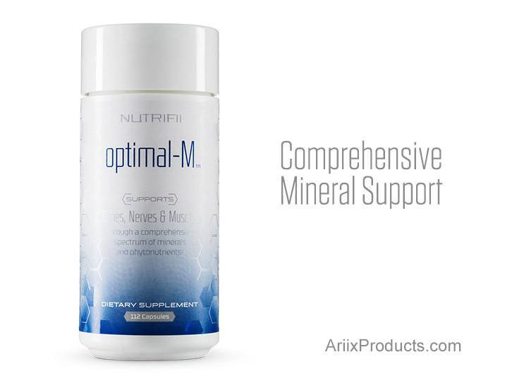 Nutrifii Optimal M
