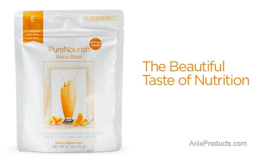 PourNourish Beauty Boost