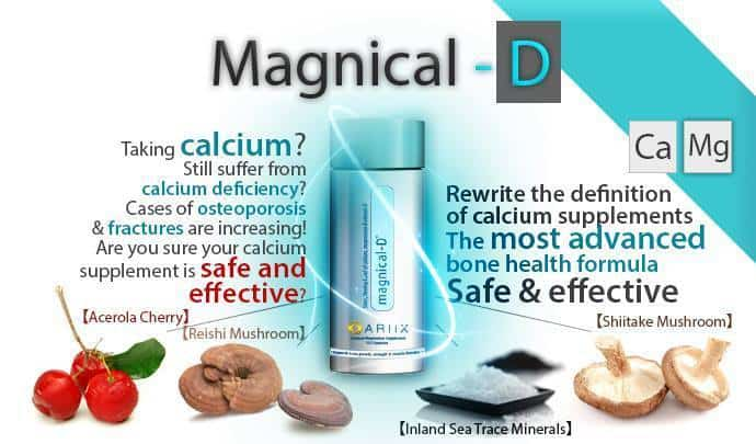 Magnical D featured