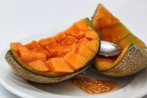 cantaloupe helps boost the immune system