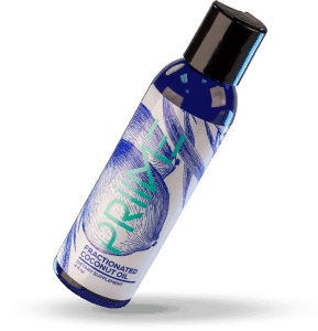 priime fractionated coconut oil