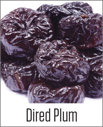 Dired Plums in MOA