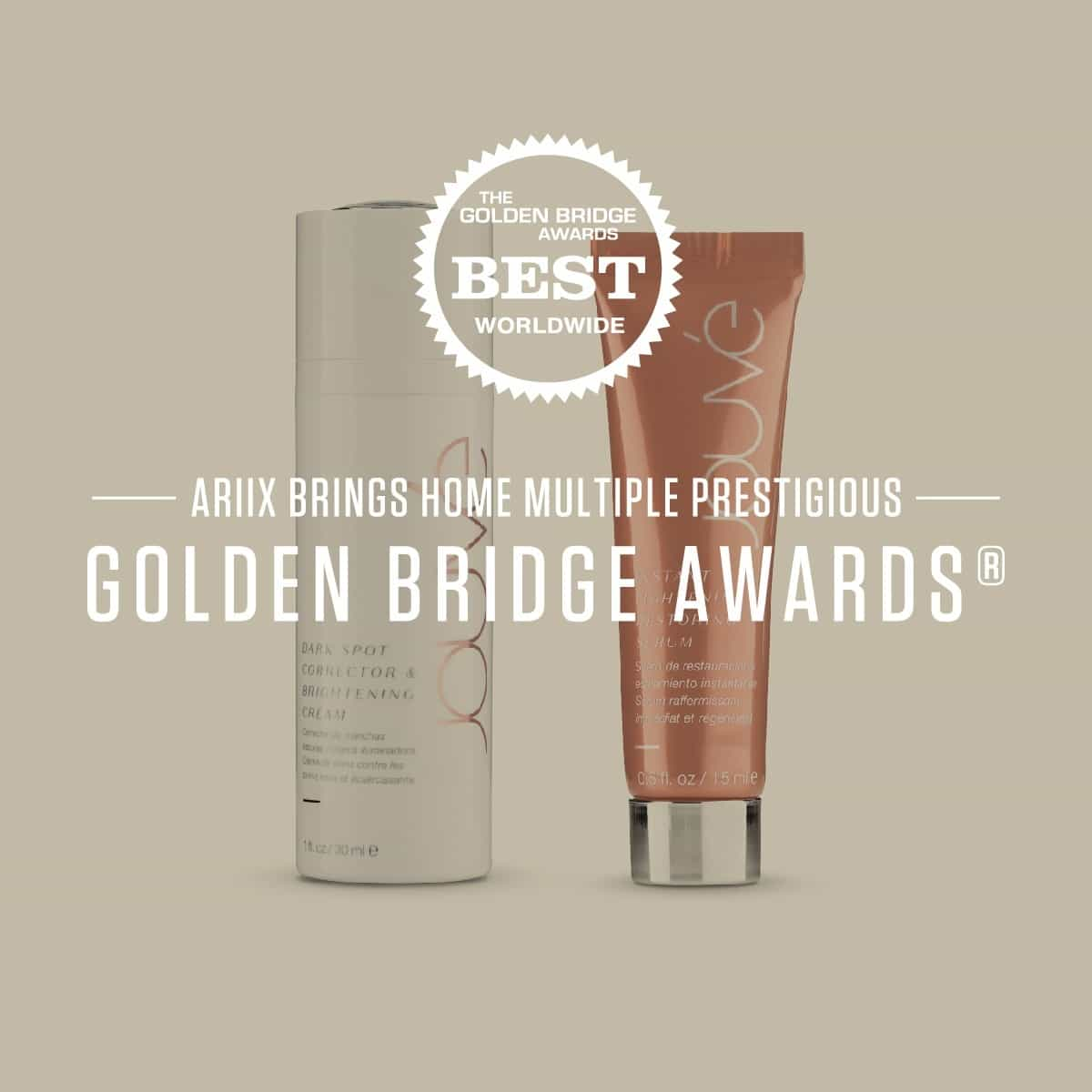Jouve Golden Bridge Award