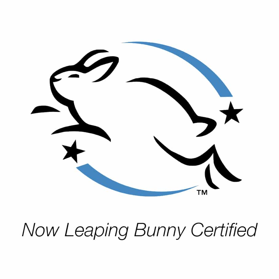 Jouve Leaping Bunny Certified