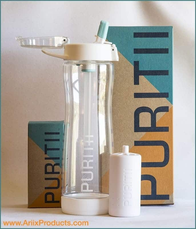 Puritii Water Filtration System