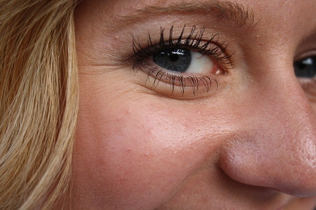 What causes wrinkles to appear as we grow older?