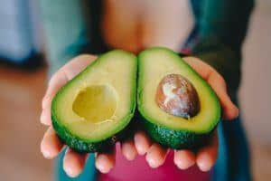 Avocado - damaged hair treatments