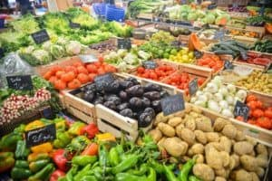 vegetables - restore your ph levels