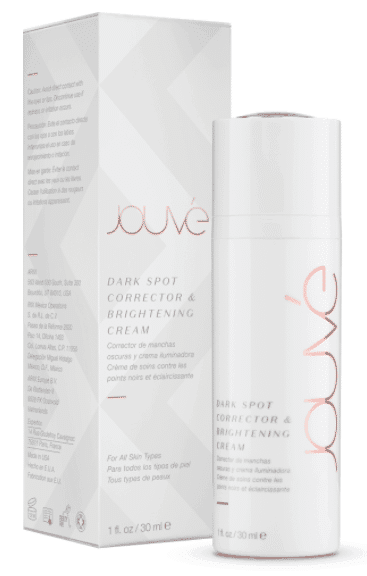 Jouvé Dark Spot Corrector and Brightening Cream