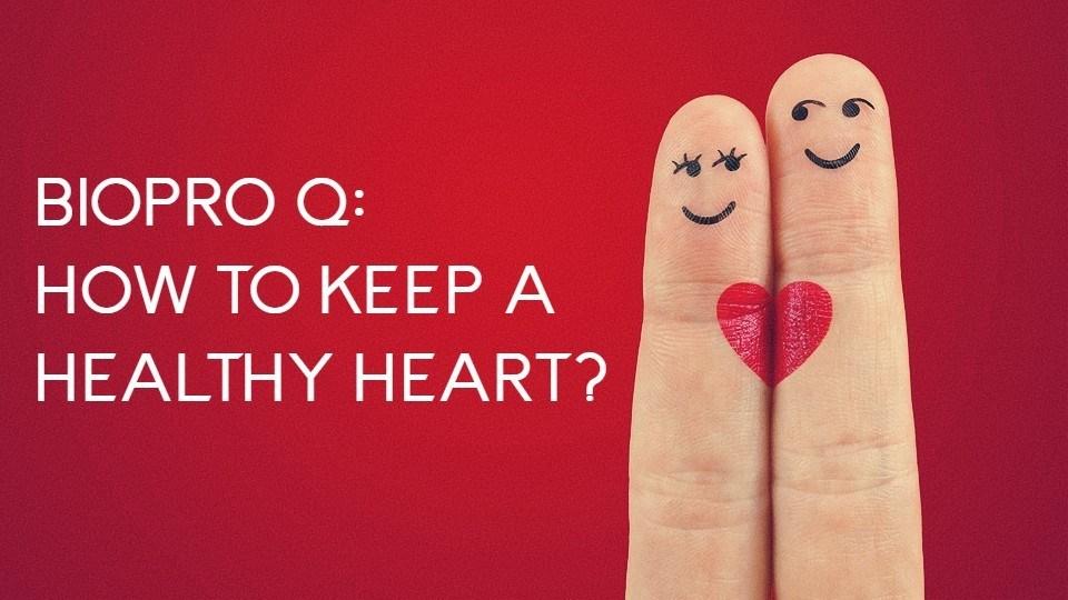 healthy heart - biopro q