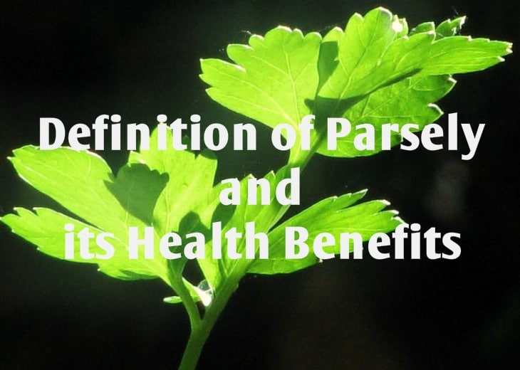 Parsely Giving Greens