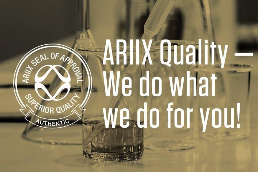 ariix quality