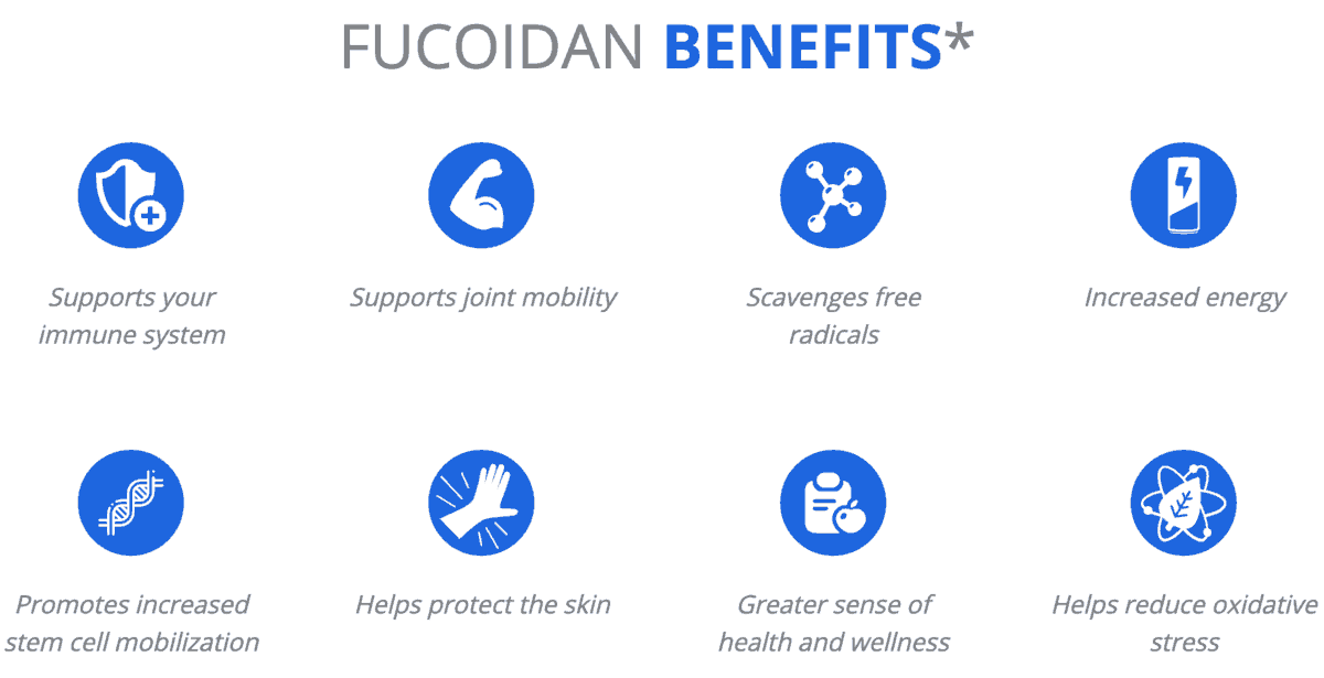 Fucoidan Benefits