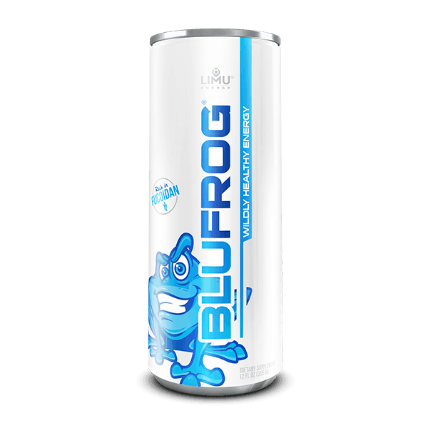 LIMU BLU FROGENERGY DRINK