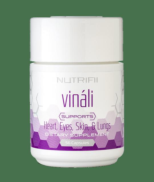 VINALI — Heart, Eyes, Skin & Lungs - ARIIX Products   100% ...