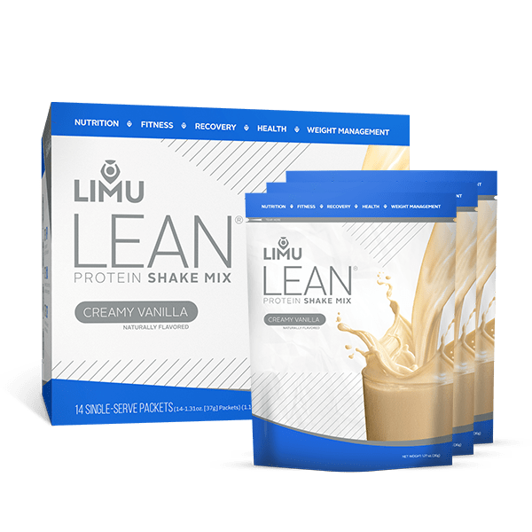 LIMU Lean Protein Shake