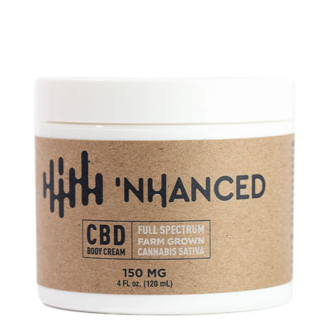 'NHANCED CBD Body Cream